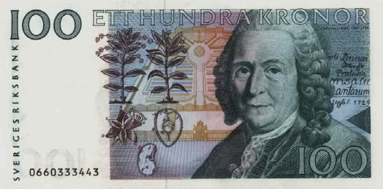 Swedish kronaWithdrawn Swedish Krona banknotes, no ...